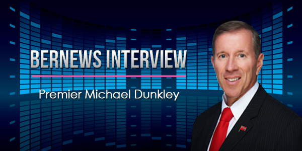 Bernews Podcast with Premier Michael Dunkley March 2017
