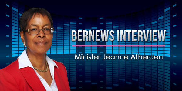 Bernews Podcast with Jeanne Atherden