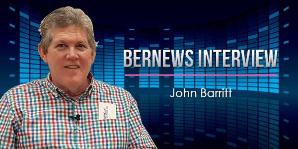 Bernews Podcast with John Barritt