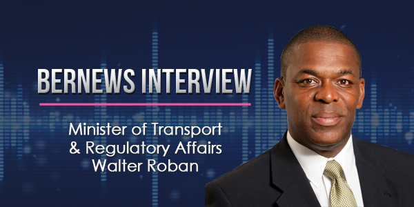 Bernews Podcast with Minister Walter Roban 1