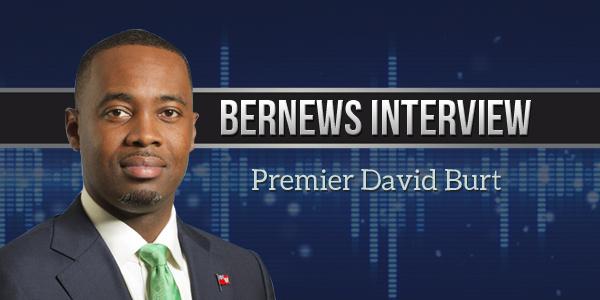 Premier David Burt Bernews Podcast