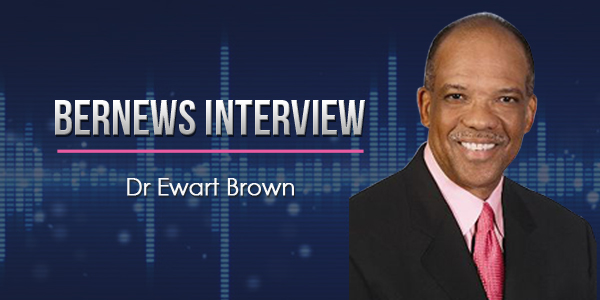 Dr Ewart Brown Bernews Podcast 2