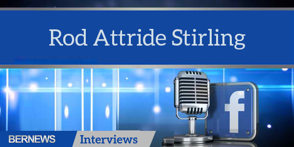 Bernews Interviews TC Rod Attride Stirling