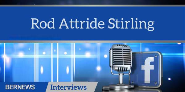 Bernews Interviews TC Rod Attride Stirling