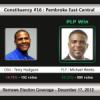 Constituency #16: Pembroke East Central