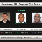 Constituency #18: Pembroke West Central