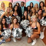 AirTran Atlanta Falcons Cheerleaders Bermuda May 26 2011-5