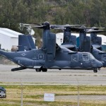 CV-22 Osprey US Air Force Aircraft  Bermuda Mar 21st 2011-1-2