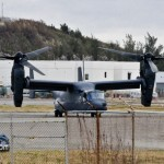 CV-22 Osprey US Air Force Aircraft  Bermuda Mar 21st 2011-1-3