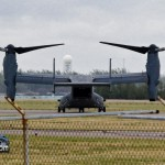 CV-22 Osprey US Air Force Aircraft  Bermuda Mar 21st 2011-1-5