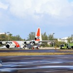 Fire Service On Scene – US Coast Guard Plane Bermuda Dec 15 2010 (2)