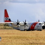 Fire Service On Scene – US Coast Guard Plane Bermuda Dec 15 2010 (6)