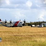 Fire Service On Scene – US Coast Guard Plane Bermuda Dec 15 2010 (8)