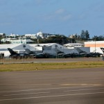 LF Wade International Airport Military Aircraft  Bermuda May 6 2011-1-15