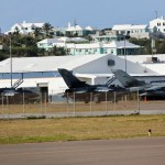 LF Wade International Airport Military Aircraft  Bermuda May 6 2011-1-16