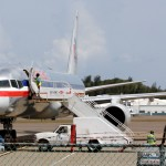 Plane Makes Emergency Landing In Bermuda July 1 2011 (2)