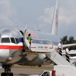 Plane Makes Emergency Landing In Bermuda July 1 2011 (3)