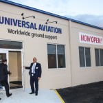 Universal Aviation Bermuda, November 8 2012-12