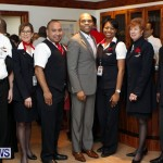 Delta Inaugural Flight From LaGuardia To Bermuda, April 8 2013 (3)