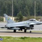 RAF Aircraft Military Jets Typhoons L1011 Landing Bermuda, April 9 2013 (15)