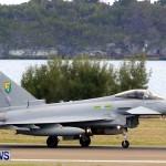RAF Aircraft Military Jets Typhoons L1011 Landing Bermuda, April 9 2013 (16)