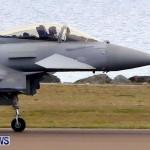 RAF Aircraft Military Jets Typhoons L1011 Landing Bermuda, April 9 2013 (17)