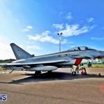 RAF Aircraft Military Jets Typhoons L1011 Landing Bermuda, April 9 2013 (26)