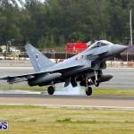 RAF Aircraft Military Jets Typhoons L1011 Landing Bermuda, April 9 2013 (6)