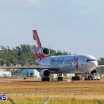 Martinair Cargo Plane Diversion Bermuda, December 29 2013-7