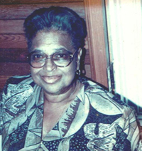 Gladys Vinette Williams Bermuda 2017