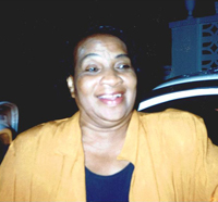 Margaret Ann Moranta Fubler Bermuda 2017