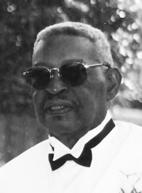 Lawrence Whitfield Hendrickson Sr Bermuda 2017