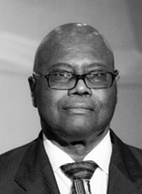 Rev. Dr. Colin Macrae Lambert Bermuda 2017