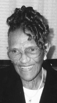 Daisey Augsta Mayhew Williams Bermuda 2017