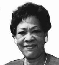 Margaret Evette Nisbett Bermuda 2017