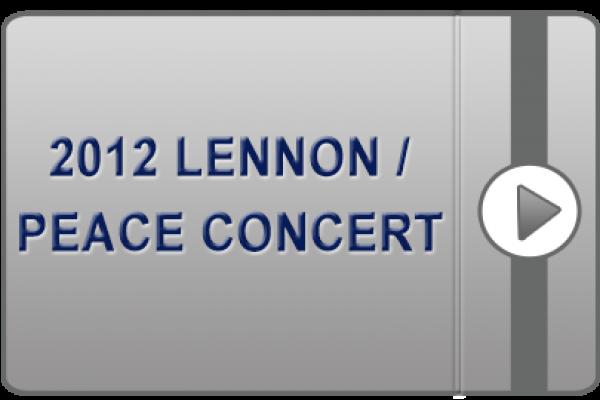 2012 Lennon/Peace Concert
