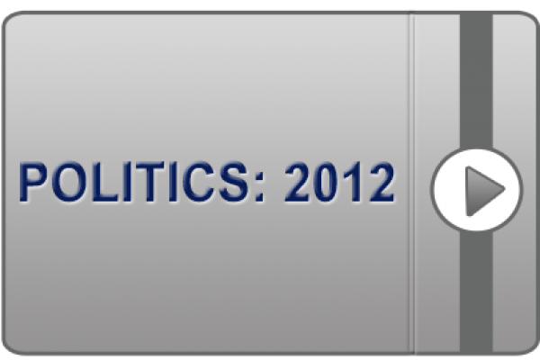 Politics: 2012