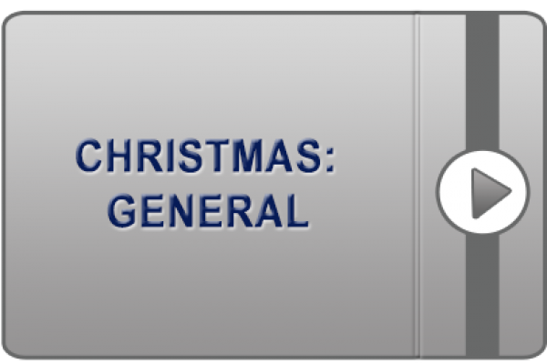 Christmas: General