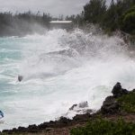 South Shore Waves Pre Hurricane Leslie Bermuda  Sept 6 2012 (4)