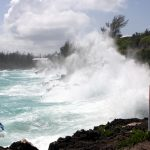 South Shore Waves Pre Hurricane Leslie Bermuda  Sept 6 2012 (8)