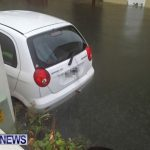Rain Flooding Bermuda, September 26, 2013-3