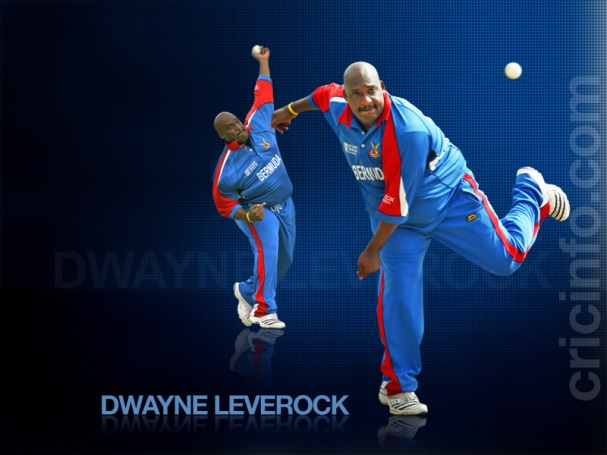 was a member of Bermuda's 2007 World Cup cricket team where he bowled