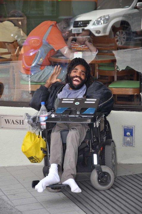 omar wheelchair