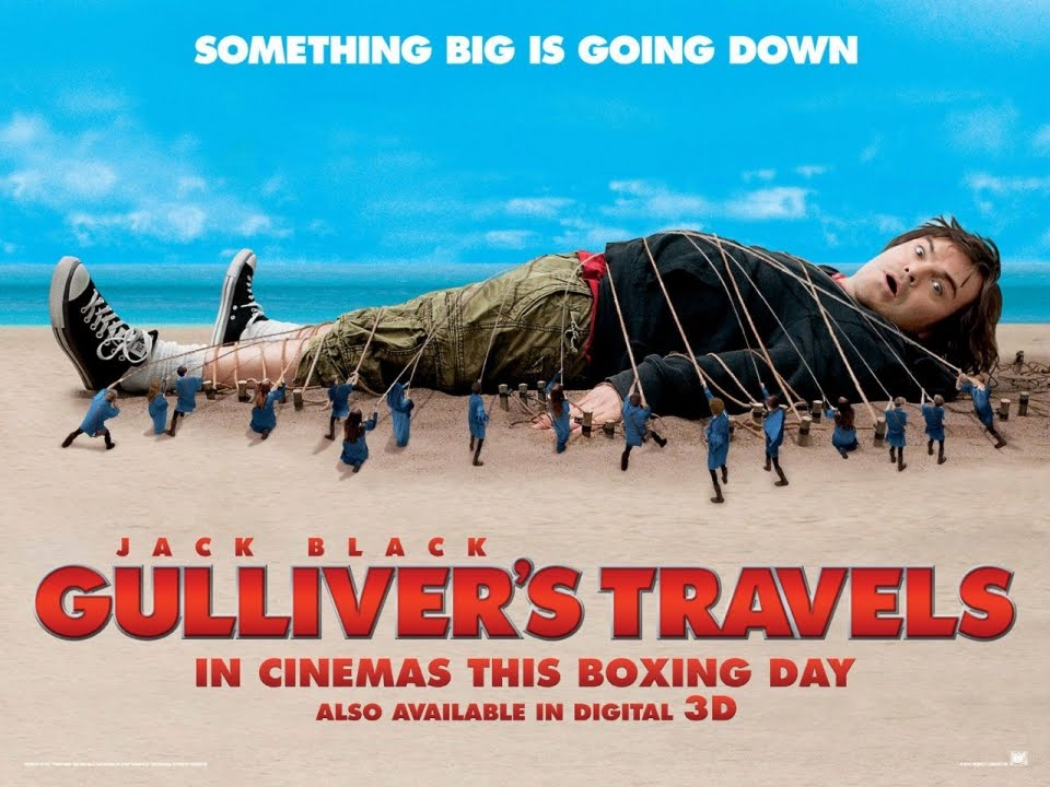 Gulliver s Travels Jack Black