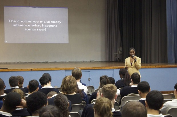 SDU school presentations