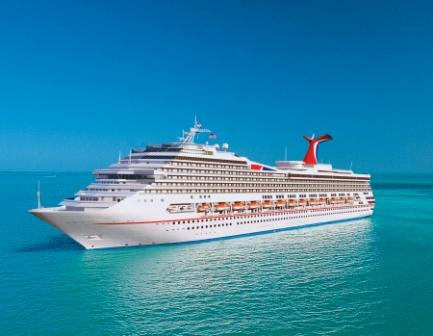 carnival cruise lines officail website