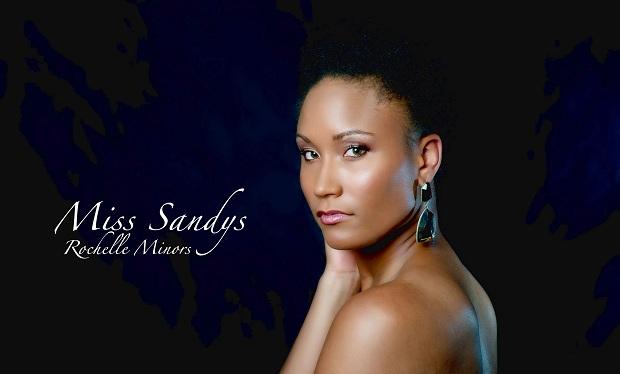 Rochelle Minors Crowned Miss Bermuda 2012