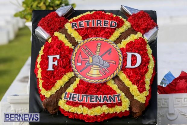 William Michael Roberts Fireman Funeral Bermuda, January 22 2016 (25)