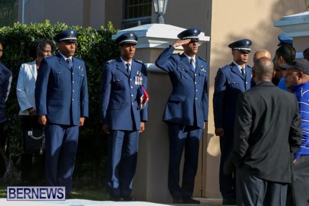 William Michael Roberts Fireman Funeral Bermuda, January 22 2016 (30)