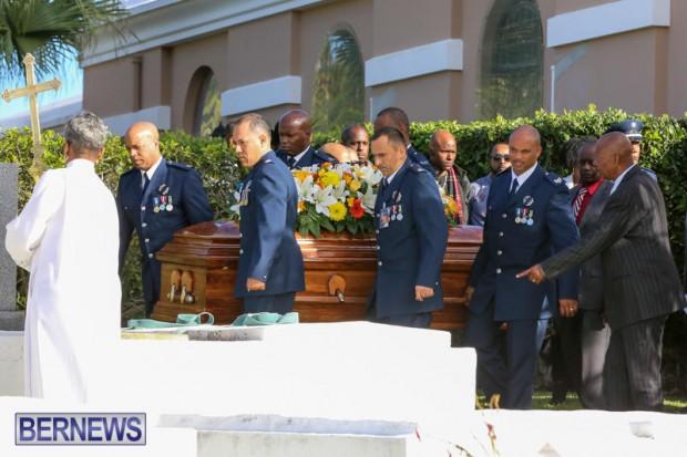 William Michael Roberts Fireman Funeral Bermuda, January 22 2016 (35)